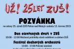 25 LET OD ZALOŽENÍ ZUŠ POLICE n. MET.