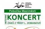 Středa 18. 5. 2016: Interní koncert v Meziměstí