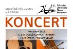 Pátek 20. 5. 2016: Interní koncert - kytary, violoncella