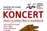 Pondělí 30. 5. 2016: Interní koncert klavírní třídy