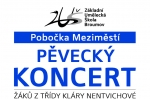 Úterý 31. 5. 2016: Pěvecký koncert (pobočka Meziměstí)