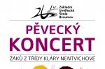 Středa 1. 6. 2016: Pěvecký koncert v Broumově