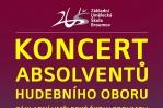 Čtvrtek 23. 6. 2016: Koncert absolventů hudebního oboru