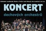 Dechové orchestry ZUŠ Police nad Metují a ZUŠ Broumov spolupracují