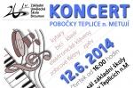 Koncert pobočky ZUŠ v Teplicích nad Metují