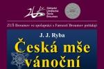 ČTVRTEK 21. 12. 2017: ČESKÁ MŠE VÁNOČNÍ (Koncert v kostele sv. Petra a Pavla, Broumov)