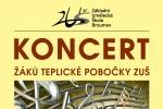 PONDĚLÍ 21. 5. 2018: KONCERT ŽÁKŮ POBOČKY V TEPLICÍCH n. Met.