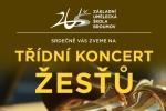 PONDĚLÍ 17. 12. 2018: TŘÍDNÍ KONCERT ŽESŤŮ - ŽÁCI J. FIALY A Š. PŘIBYLA