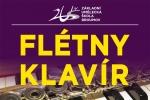 PONDĚLÍ 28. 1. 2019: POLOLETNÍ VYSTOUPENÍ - KLAVÍR, FLÉTNY
