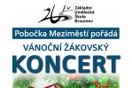 Vánoční koncert pobočky ZUŠ v Meziměstí