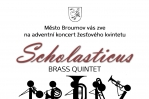 Koncert Brass Quintet - Scholasticus