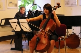 Klára Blumlová - violoncello
